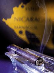 Zigarre  Genuss