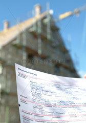 Bauen  Finanzieren