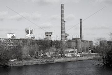 Industriegelaende Naehmaschinenwerk Wittenberge