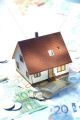 Bausparen  Eigenheim  Eigenheimzulage  Eigentum  Euro  Finanzen  finanzieren