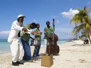 Strandmusiker