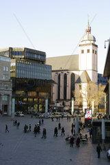 Station square Cologne