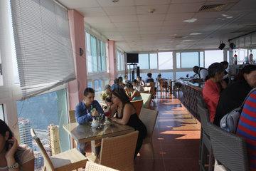 Bar La Torre im Havanna