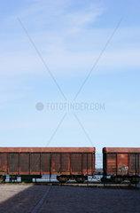 Eisenbahnwaggons