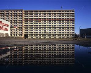 Hoyerswerda - Die schrumpfende Stadt