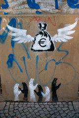 fliegende Euro