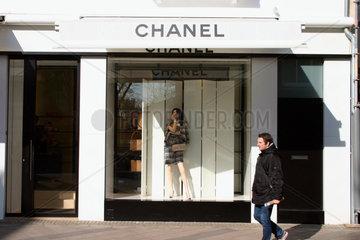 Chanel Filiale in Amsterdam