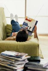 Entspannung  lesen  Ruhe