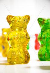 Haribo  Gummibaer  Goldbaer  Suessigkeiten  Lebensmittel  suess  sweet  jelly  bear