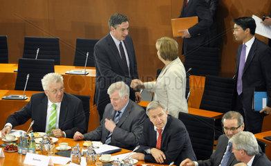 McAllister + Merkel