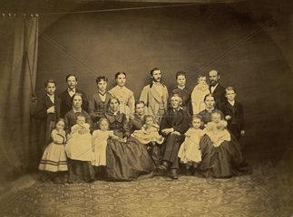 Grossfamilie 1870