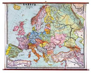 Europa nach dem Ersten Weltkrieg  1920