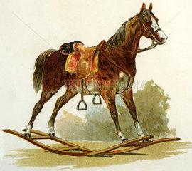 Schaukelpferd  1895