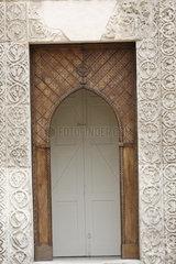 Portal von San Giovanni Battista in Matera