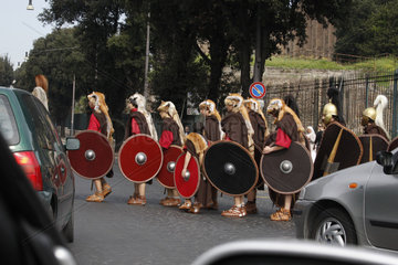 Roemisch Legionaeren