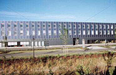 Ingolstadt - AUDI Photovoltaikanlage