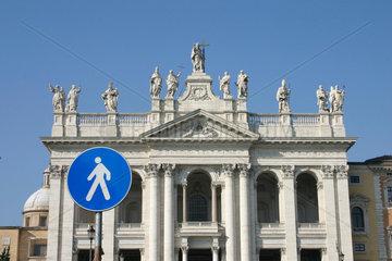Basilica St. Giovanni in Laterano