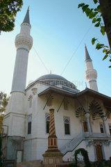 Sehitlik Moschee am Columbiadamm