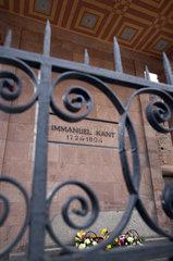 Das Grab von Immanuel Kant