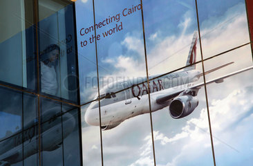 EGYPT-CAIRO-QATAR-FLIGHT BAN