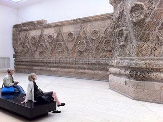 Pergamon Museum Mschattafassade