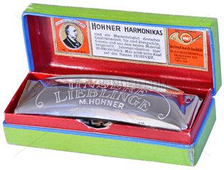 Hohner Mundharmonika  1938