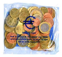 Euro Starterkit Griechenland  2002