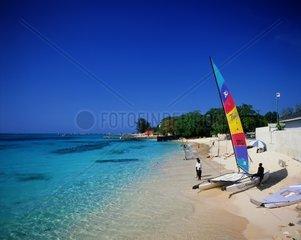 Jamaica  Caribbean  Montego Bay  Doctor's Cove Beach
