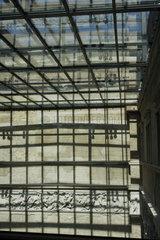 Griechischer Hof des Neues Museum Berlin