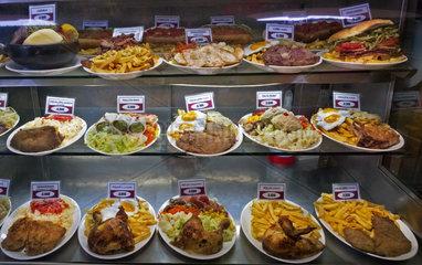 chilenische Gerichte