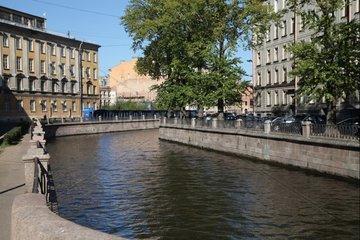Kanaele in St. Petersburg