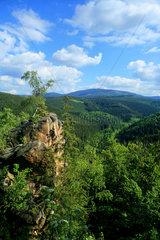 Harz  Brocken.