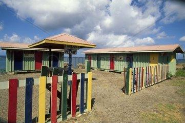 Caribbean  Netherland Antilles  Saint Eustatius