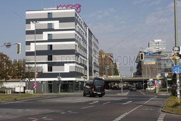 Moxy Hotel in Berlin