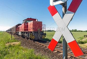 Schienenverkehr Sylt