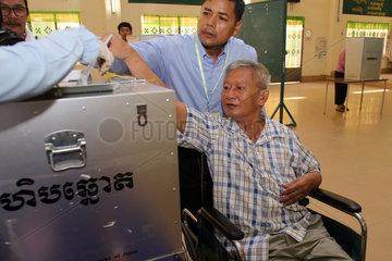 CAMBODIA-PHNOM PENH-COMMUNE ELECTIONS-KICK OFF