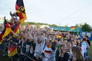 Public Viewing Fussball