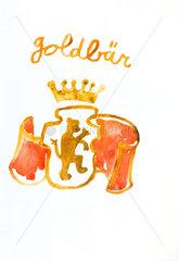 Goldbaer