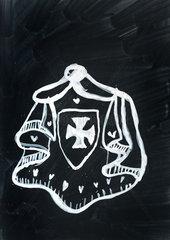 Wappen (Heraldik)  Mittelalter