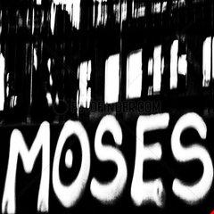 Graffiti Moses