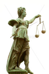 Justizia  Justiz  Recht  Gesetz  Frankfurt  Hessen  Deutschland  Europa Justitia