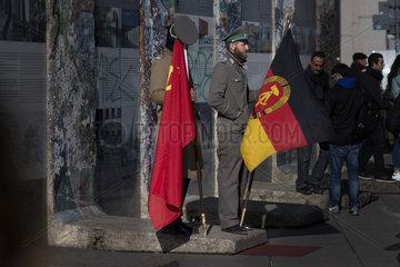 Berlin Wall - Schausteller