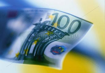 Geld  Euro  100