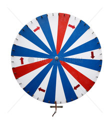 Gluecksrad; Glueck; drehen; Spiel; spielen; drehen; Drehrad; Drehscheibe; Gewinner; Gewinn; Glueck haben; Chance; Gluecksstraehne  Rad