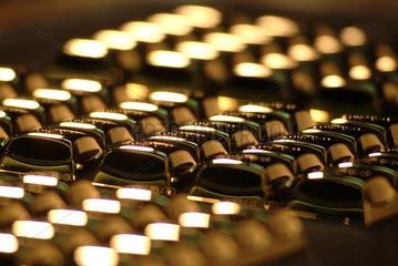 Schokolade  Produktion  Herstellung  Form