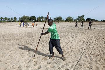 Niodior - Village of Boat People - Das Dorf der Bootsfluechtlinge