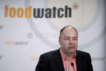 Matthias Wolfschmidt  foodwatch