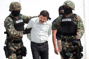 MEXICO-CIUDAD JUAREZ-DRUG TRAFFICKER-GUZMAN LOERA