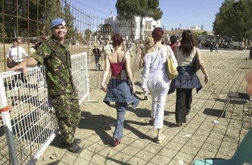 Maueroeffnung Nikosia