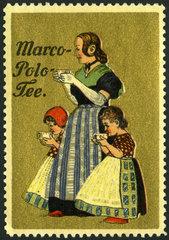 Teewerbung  1912